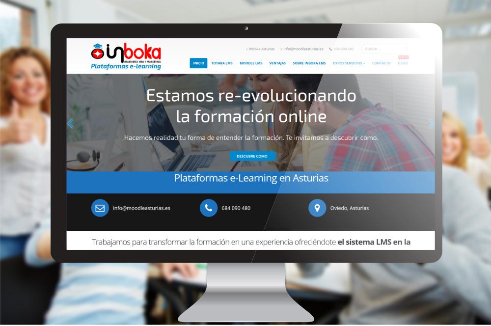 Nuevo proyecto e-Learning de Inboka