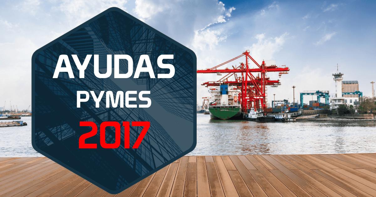 Ayudas para la Internacionalización de las PYMES 2017