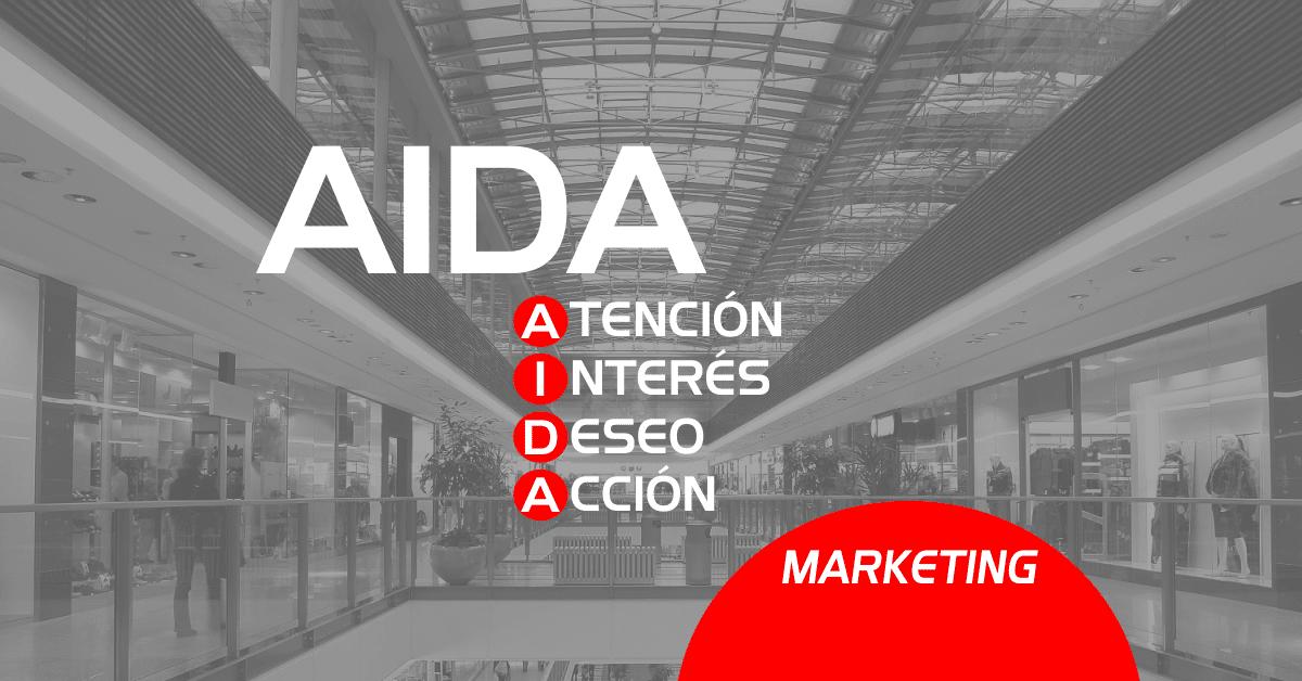 Modelo AIDA: Un método de ventas para llegar al fin del mundo