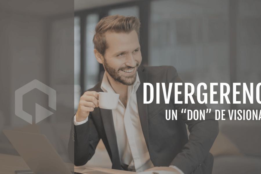 "Divergerencia, un ""don"" de visionarios"