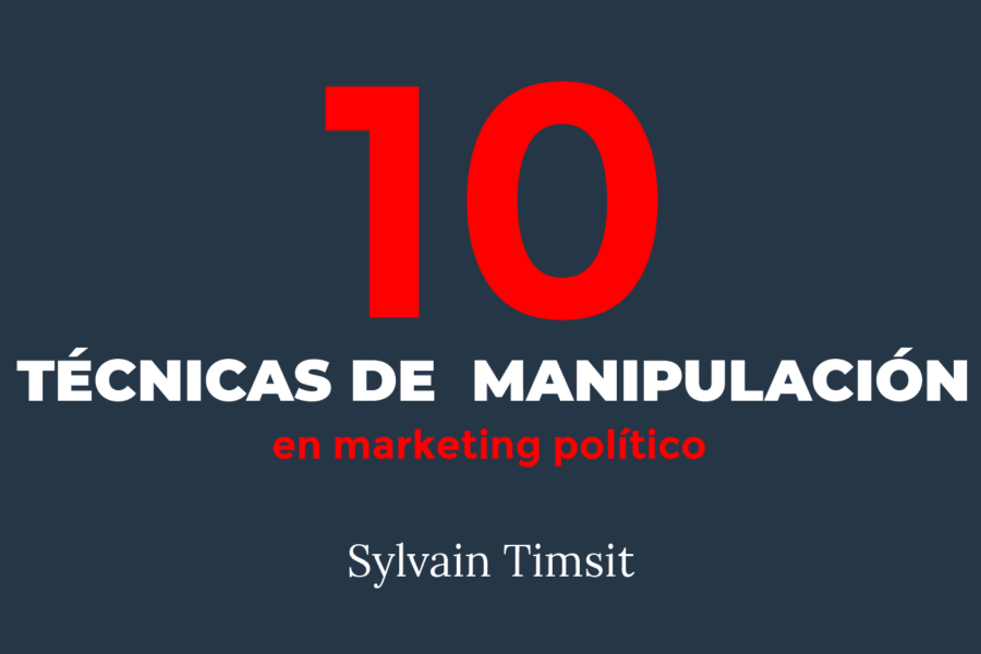"Marketing político: 10 estrategias de ""Manipulación"" mediática"